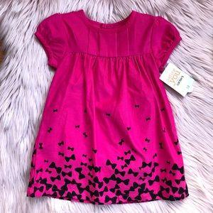 Pink Shortsleeved Dress Kids 💗